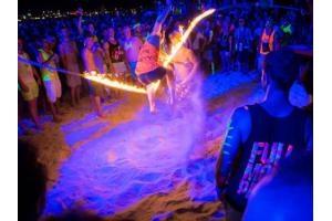 Bữa tiệc trải nghiệm cái chết, đùa với lửa ở Thái Lan